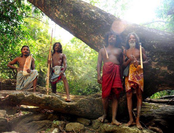 Dambana Vedda Village