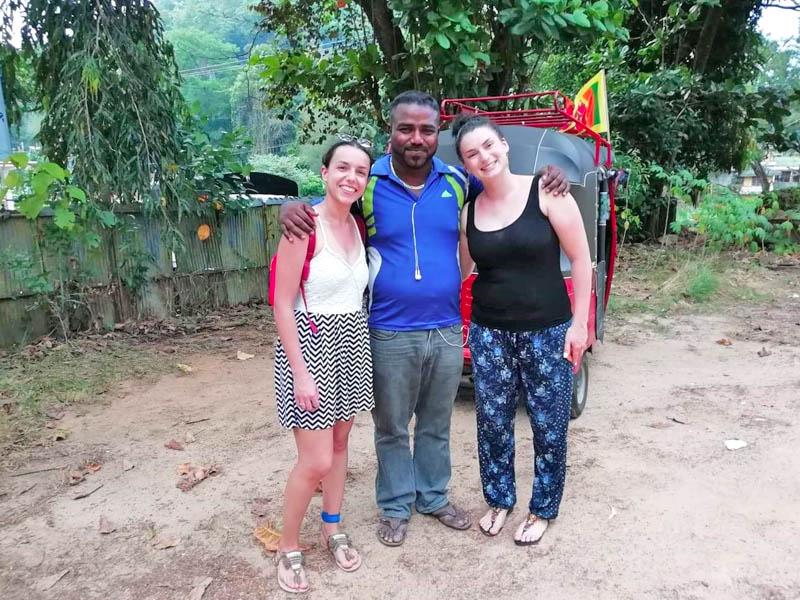 Tuk Tuk in Kandy