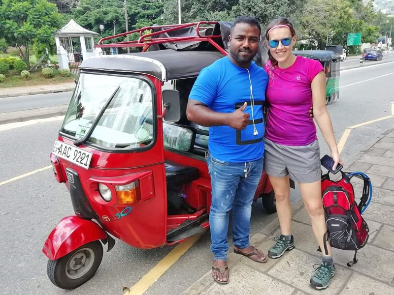 Kandy Tuk Tuk Safari