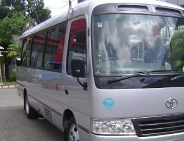 PTD - Minibus