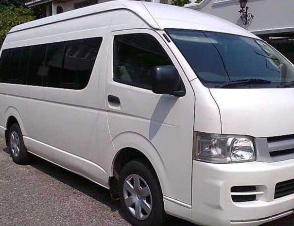 PTD - highroof van