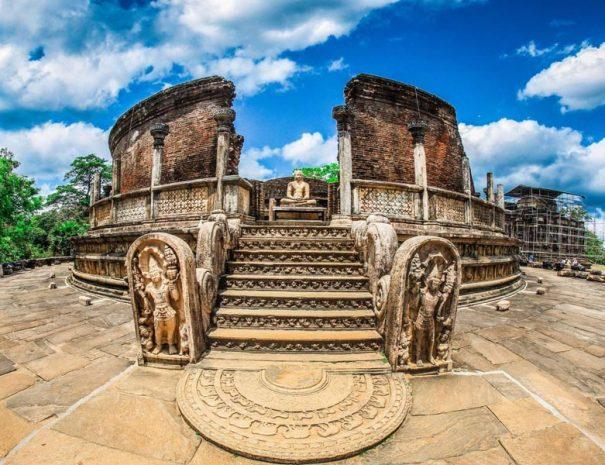 Polonnaruwa archaeological sites
