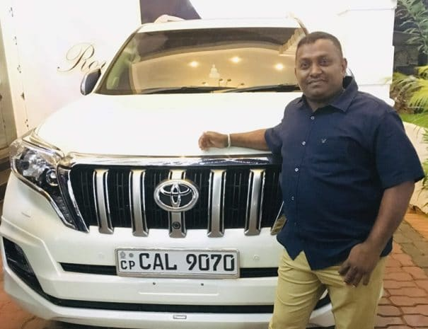 Private Car with Driver in kandy